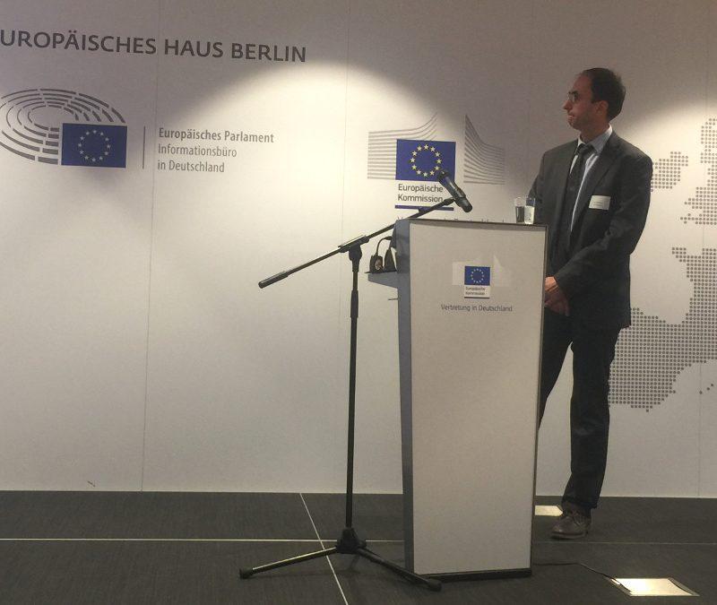 Informatives Gespräch mit Herrn Jan Paepke, dem Amtsleiter, Amt für Landwirtschaft und Umwelt, Landkreis Märkisch-Oderland